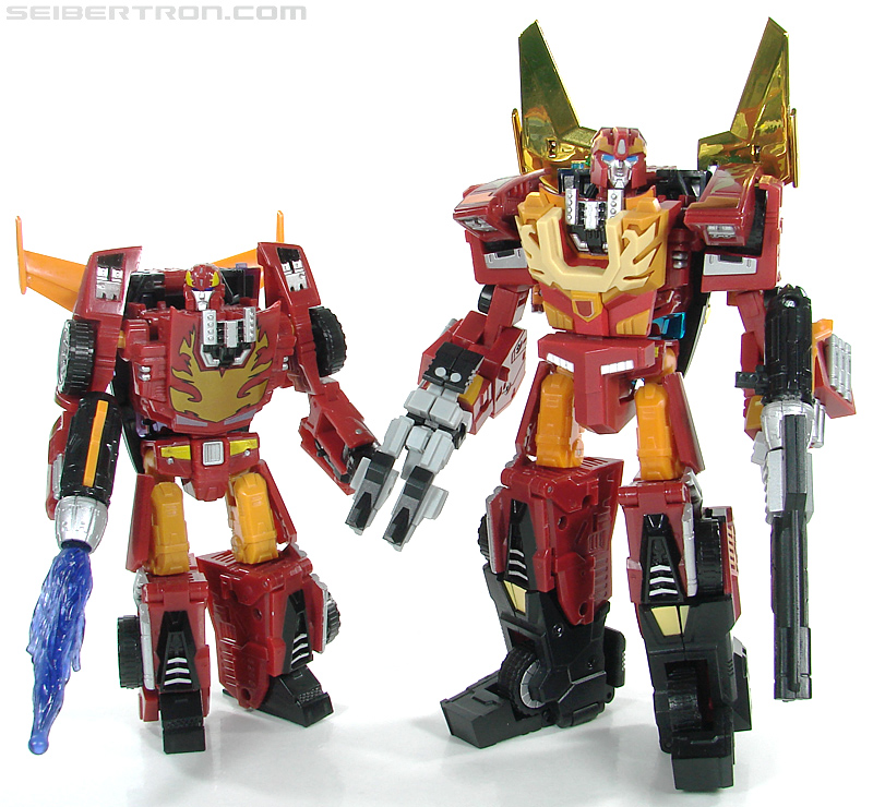 Transformers 3rd Party Products TFX-04 Protector (Rodimus Prime) (Image #360 of 430)