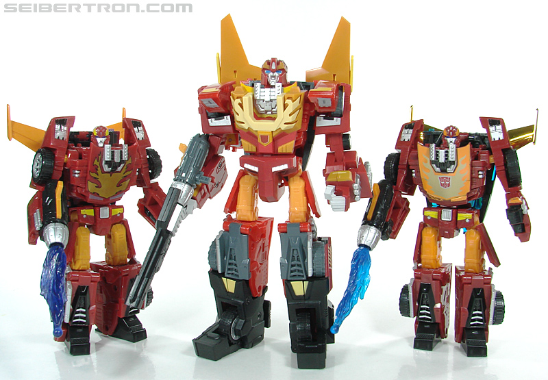 Transformers 3rd Party Products TFX-04 Protector (Rodimus Prime) (Image #373 of 430)