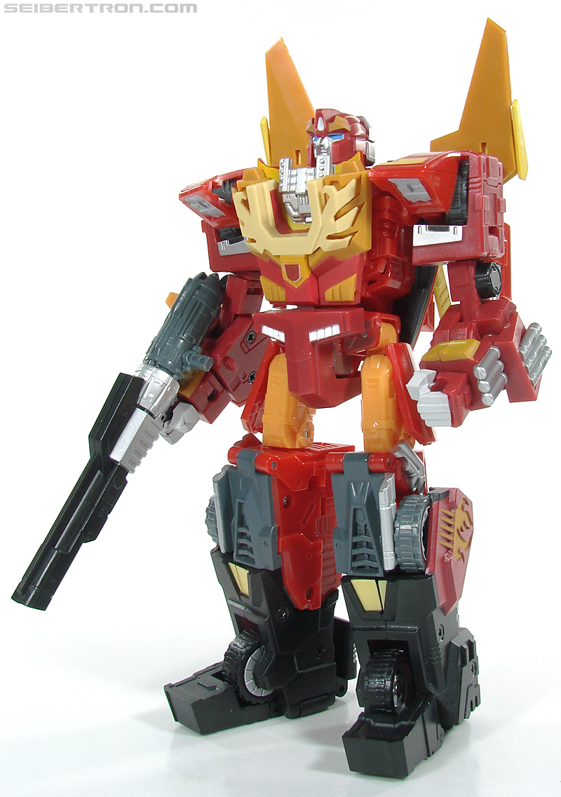 Transformers 3rd Party Products TFX-04 Protector (Rodimus Prime) (Image #380 of 430)