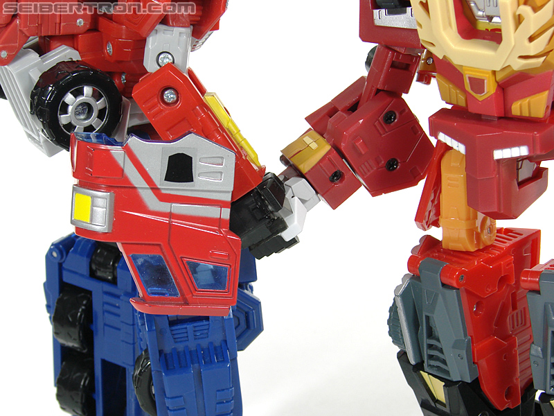 Transformers 3rd Party Products TFX-04 Protector (Rodimus Prime) (Image #390 of 430)