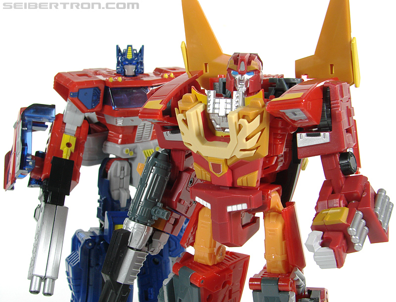 Transformers 3rd Party Products TFX-04 Protector (Rodimus Prime) (Image #401 of 430)
