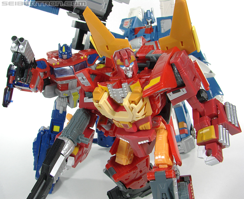 Transformers 3rd Party Products TFX-04 Protector (Rodimus Prime) (Image #409 of 430)