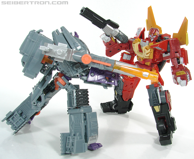 Transformers 3rd Party Products TFX-04 Protector (Rodimus Prime) (Image #414 of 430)