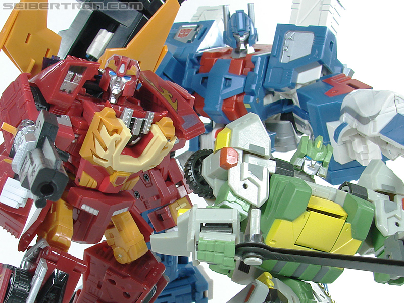 Transformers 3rd Party Products TFX-04 Protector (Rodimus Prime) (Image #426 of 430)