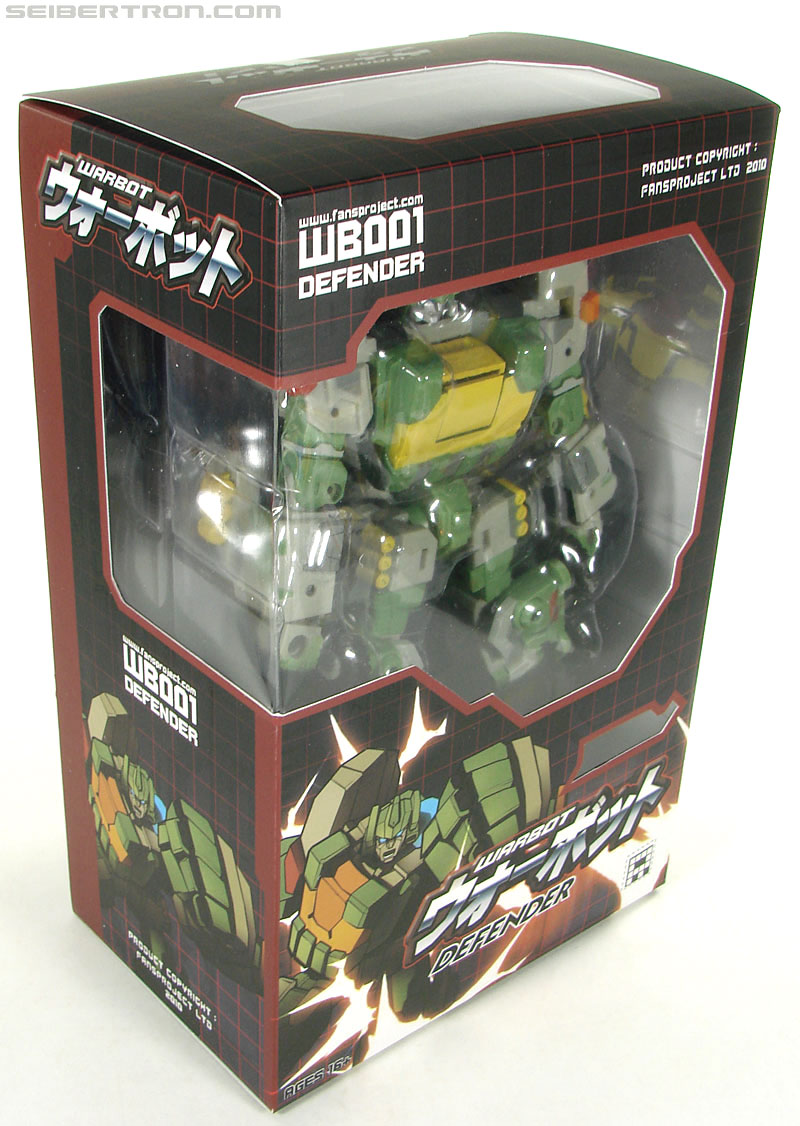Transformers 3rd Party Products WB001 Warbot Defender (Springer) (Image #11 of 184)