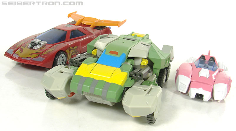 Transformers 3rd Party Products WB001 Warbot Defender (Springer) (Image #22 of 184)