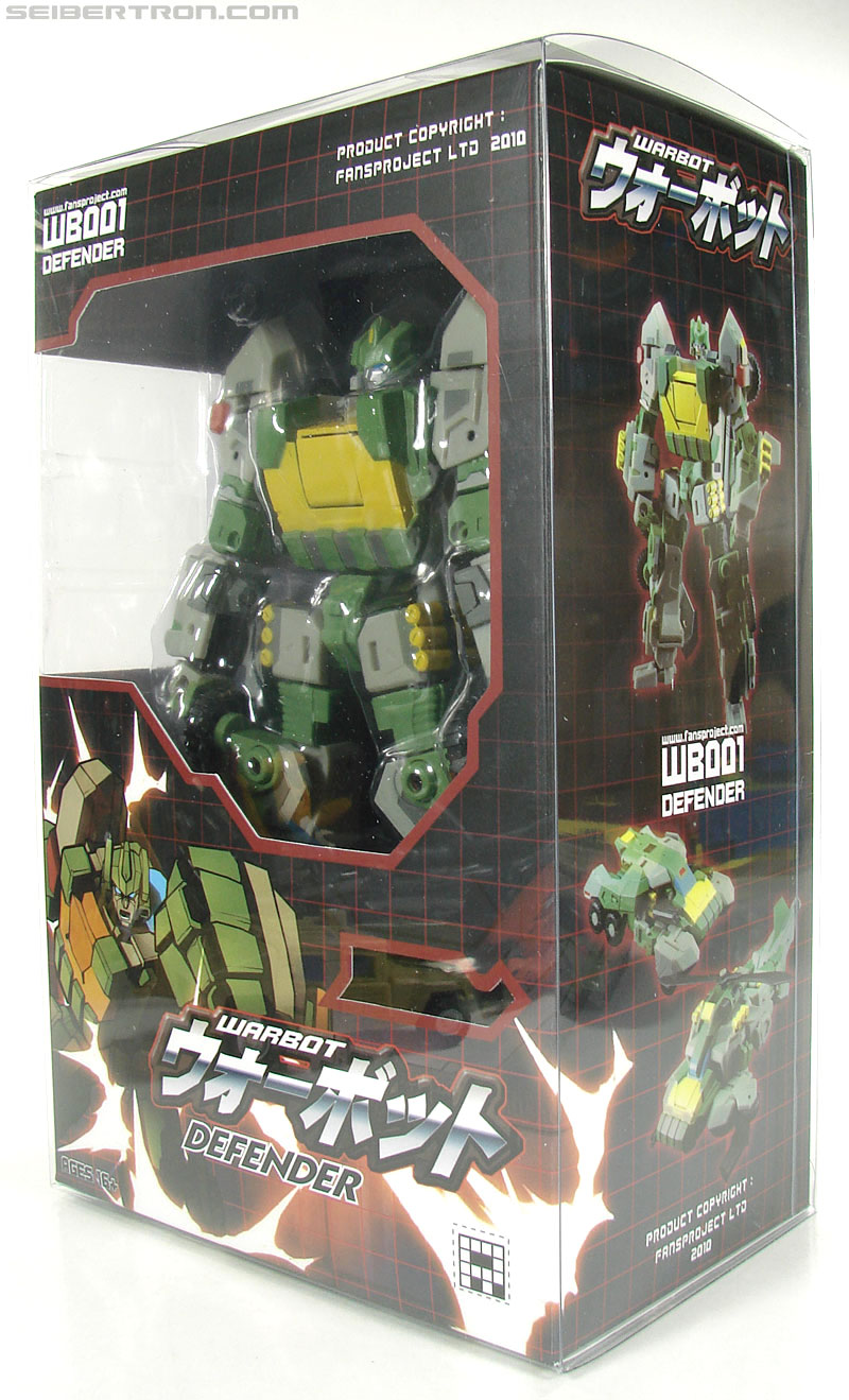Transformers 3rd Party Products WB001 Warbot Defender (Springer) (Image #183 of 184)