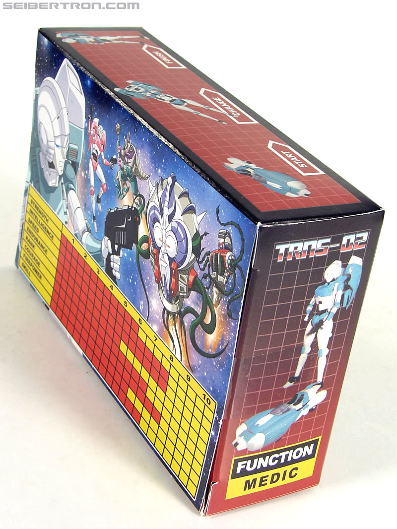 Transformers 3rd Party Products TRNS-02 Medic (Paradron Medic) (Image #8 of 122)