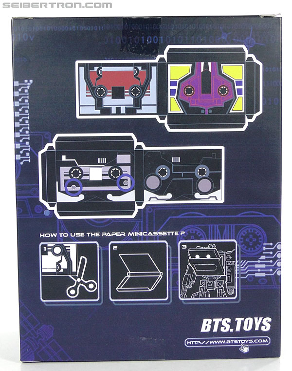 Transformers 3rd Party Products BTS-04 Sonicron (Image #7 of 193)