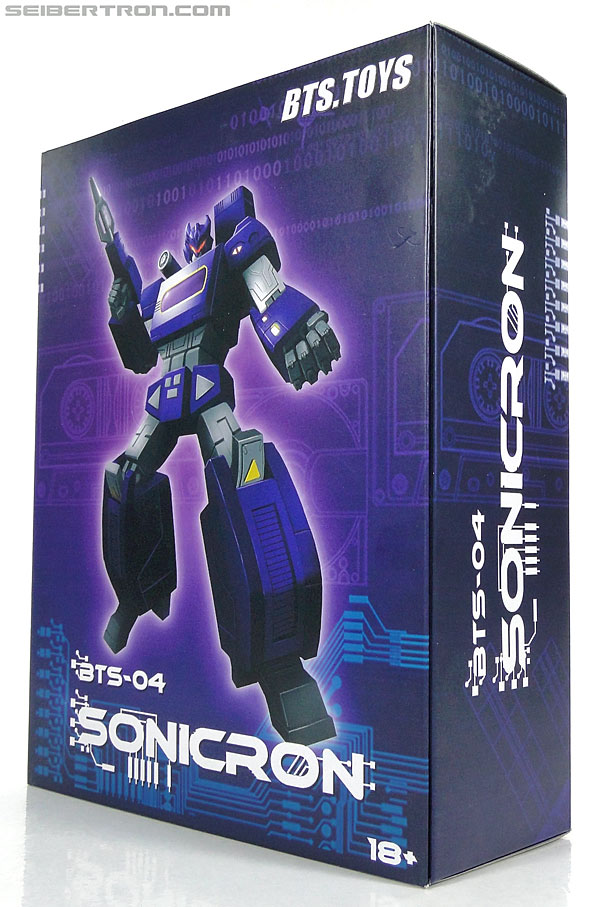 Transformers 3rd Party Products BTS-04 Sonicron (Image #12 of 193)