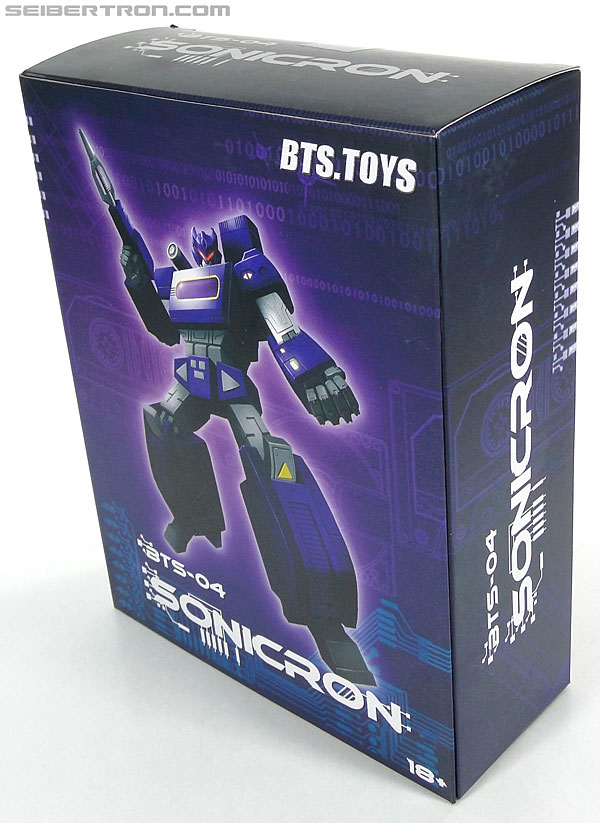 Transformers 3rd Party Products BTS-04 Sonicron (Image #13 of 193)