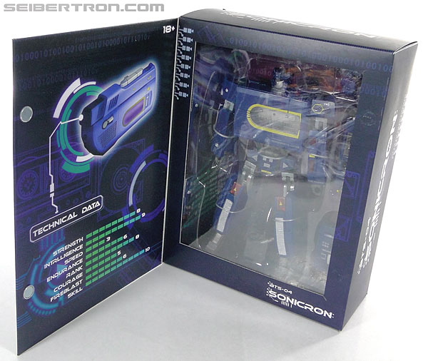 Transformers 3rd Party Products BTS-04 Sonicron (Image #16 of 193)