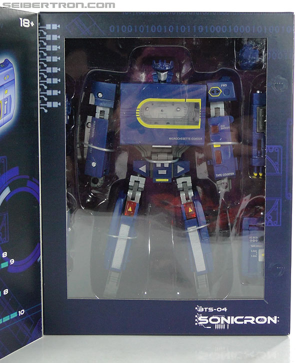 Transformers 3rd Party Products BTS-04 Sonicron (Image #18 of 193)