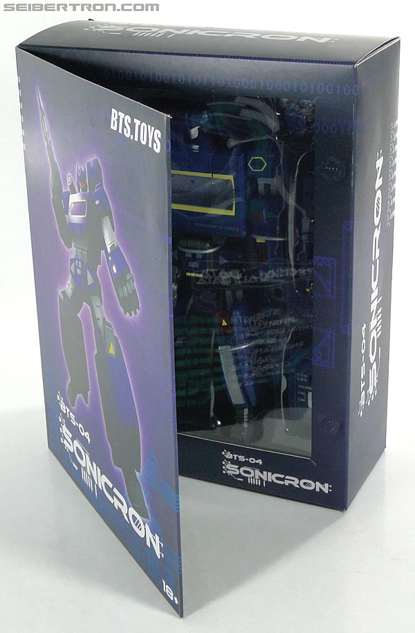 Transformers 3rd Party Products BTS-04 Sonicron (Image #20 of 193)