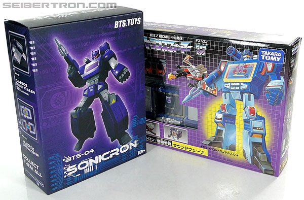 Transformers 3rd Party Products BTS-04 Sonicron (Image #21 of 193)
