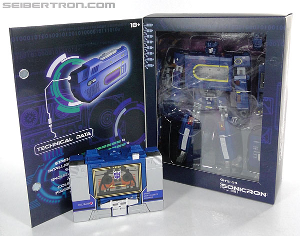 Transformers 3rd Party Products BTS-04 Sonicron (Image #23 of 193)