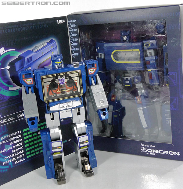Transformers 3rd Party Products BTS-04 Sonicron (Image #24 of 193)