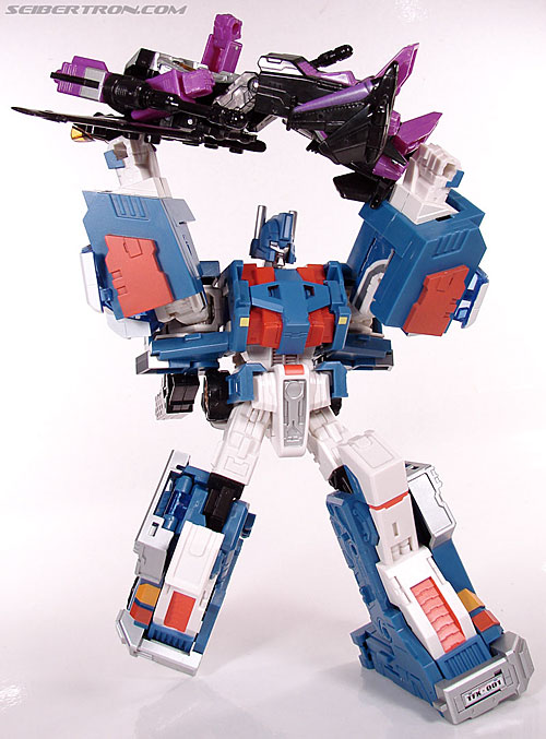 Transformers 3rd Party Products TFX-01 City Commander (Ultra Magnus) (Image #244 of 269)