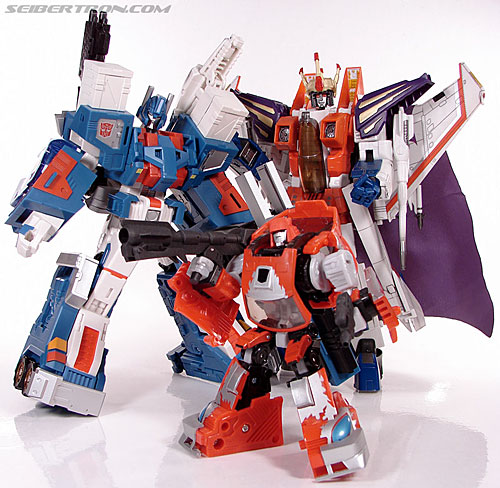 Transformers 3rd Party Products TFX-01 City Commander (Ultra Magnus) (Image #268 of 269)
