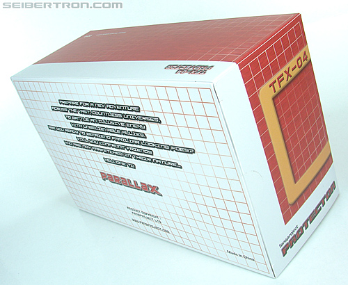 Transformers 3rd Party Products TFX-04 Protector (Rodimus Prime) (Image #5 of 430)