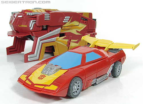 Transformers 3rd Party Products TFX-04 Protector (Rodimus Prime) (Image #40 of 430)
