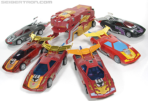 Transformers 3rd Party Products TFX-04 Protector (Rodimus Prime) (Image #43 of 430)