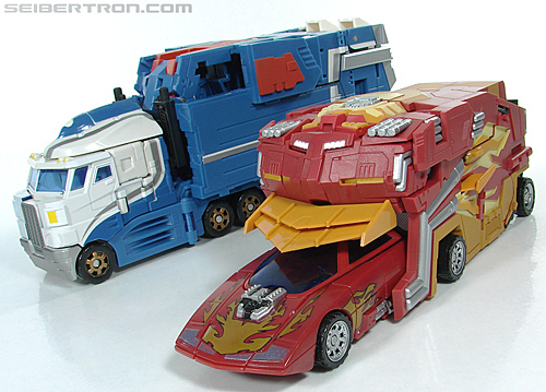 Transformers 3rd Party Products TFX-04 Protector (Rodimus Prime) (Image #101 of 430)