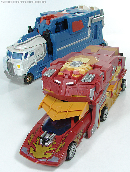 Transformers 3rd Party Products TFX-04 Protector (Rodimus Prime) (Image #103 of 430)