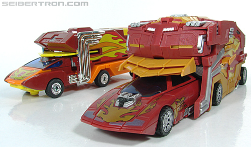 Transformers 3rd Party Products TFX-04 Protector (Rodimus Prime) (Image #106 of 430)