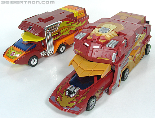 Transformers 3rd Party Products TFX-04 Protector (Rodimus Prime) (Image #107 of 430)