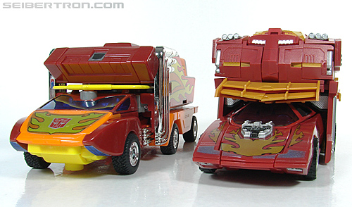 Transformers 3rd Party Products TFX-04 Protector (Rodimus Prime) (Image #108 of 430)
