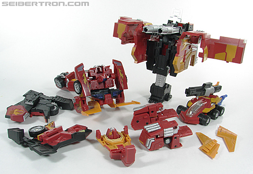 Transformers 3rd Party Products TFX-04 Protector (Rodimus Prime) (Image #134 of 430)