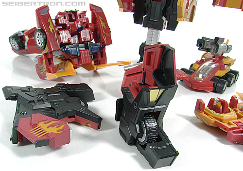 Transformers 3rd Party Products TFX-04 Protector (Rodimus Prime) (Image #135 of 430)
