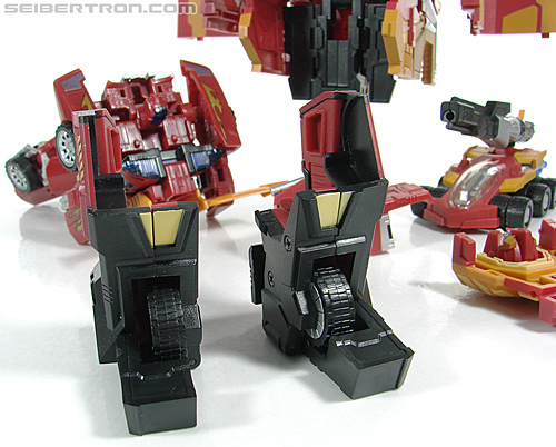 Transformers 3rd Party Products TFX-04 Protector (Rodimus Prime) (Image #136 of 430)