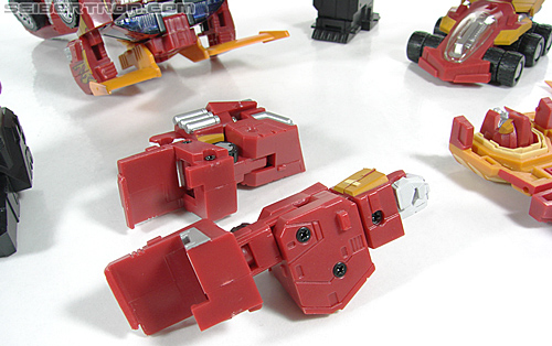 Transformers 3rd Party Products TFX-04 Protector (Rodimus Prime) (Image #137 of 430)