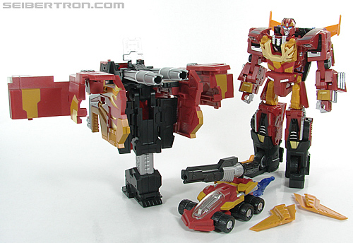 Transformers 3rd Party Products TFX-04 Protector (Rodimus Prime) (Image #142 of 430)