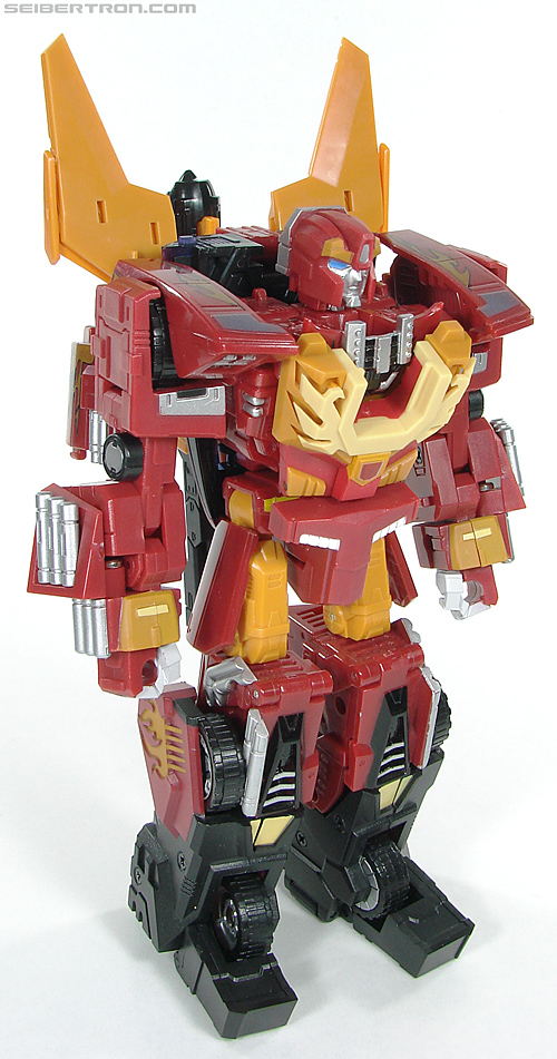Transformers 3rd Party Products TFX-04 Protector (Rodimus Prime) (Image #153 of 430)
