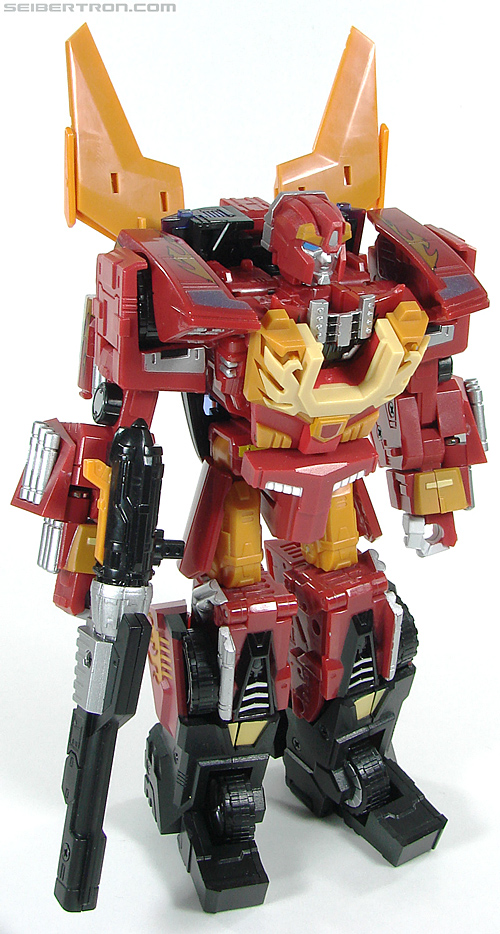 Transformers 3rd Party Products TFX-04 Protector (Rodimus Prime) (Image #160 of 430)