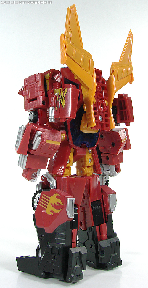 Transformers 3rd Party Products TFX-04 Protector (Rodimus Prime) (Image #169 of 430)