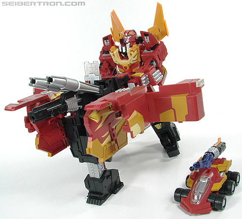 Transformers 3rd Party Products TFX-04 Protector (Rodimus Prime) (Image #275 of 430)