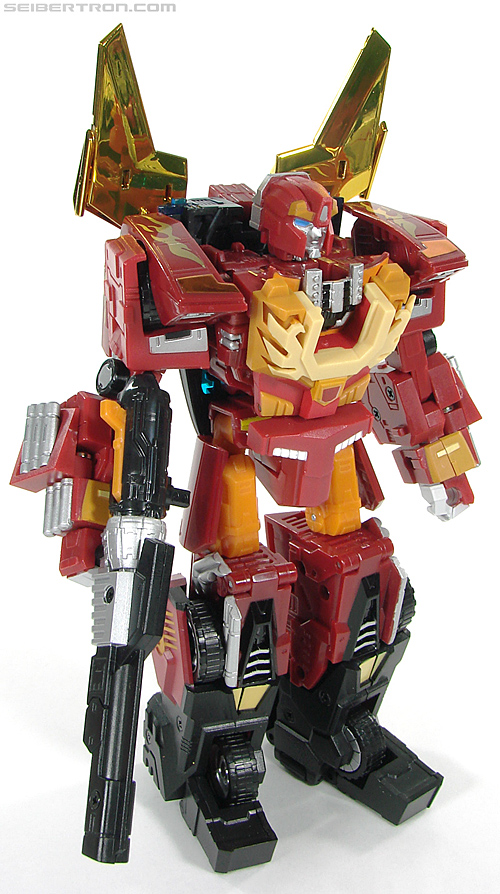 Transformers 3rd Party Products TFX-04 Protector (Rodimus Prime) (Image #325 of 430)