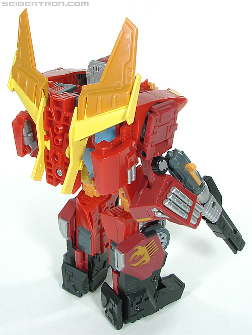 Transformers 3rd Party Products TFX-04 Protector (Rodimus Prime) (Image #376 of 430)