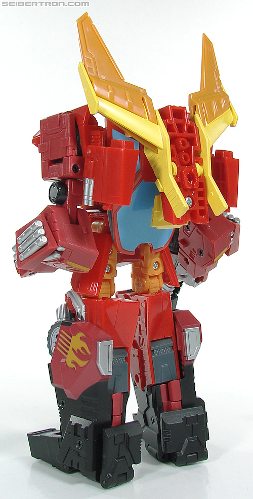 Transformers 3rd Party Products TFX-04 Protector (Rodimus Prime) (Image #378 of 430)