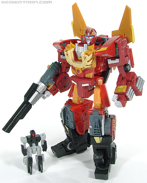 Transformers 3rd Party Products TFX-04 Protector (Rodimus Prime) (Image #383 of 430)
