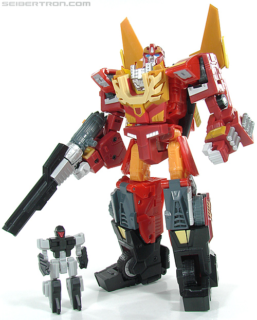 Transformers 3rd Party Products TFX-04 Protector (Rodimus Prime) (Image #384 of 430)