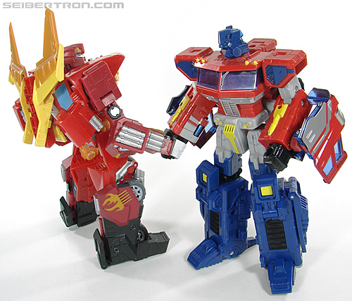 Transformers 3rd Party Products TFX-04 Protector (Rodimus Prime) (Image #385 of 430)