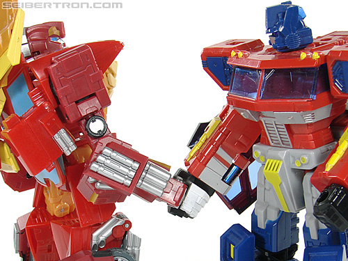 Transformers 3rd Party Products TFX-04 Protector (Rodimus Prime) (Image #387 of 430)