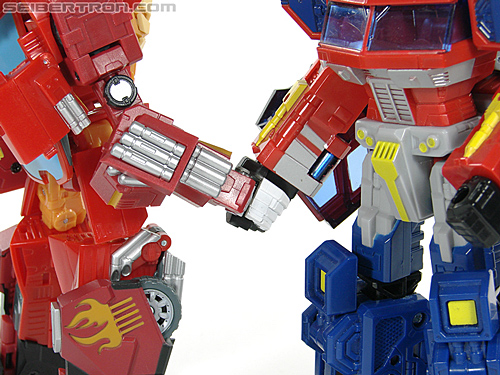 Transformers 3rd Party Products TFX-04 Protector (Rodimus Prime) (Image #388 of 430)