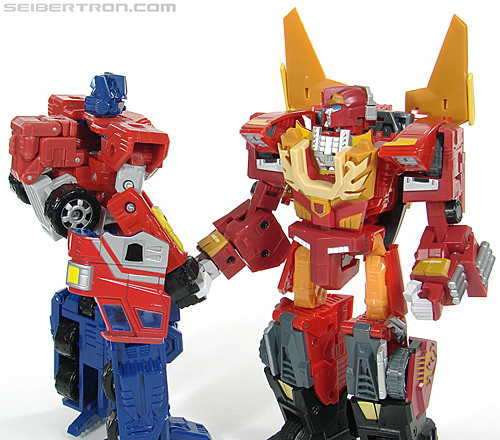Transformers 3rd Party Products TFX-04 Protector (Rodimus Prime) (Image #392 of 430)