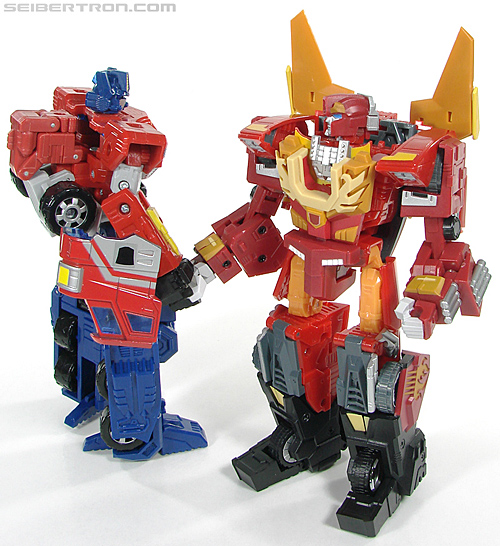 Transformers 3rd Party Products TFX-04 Protector (Rodimus Prime) (Image #394 of 430)